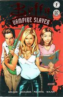 Buffy The Vampire Slayer #21 - Dynamic Forces Red Foil Cover Variant